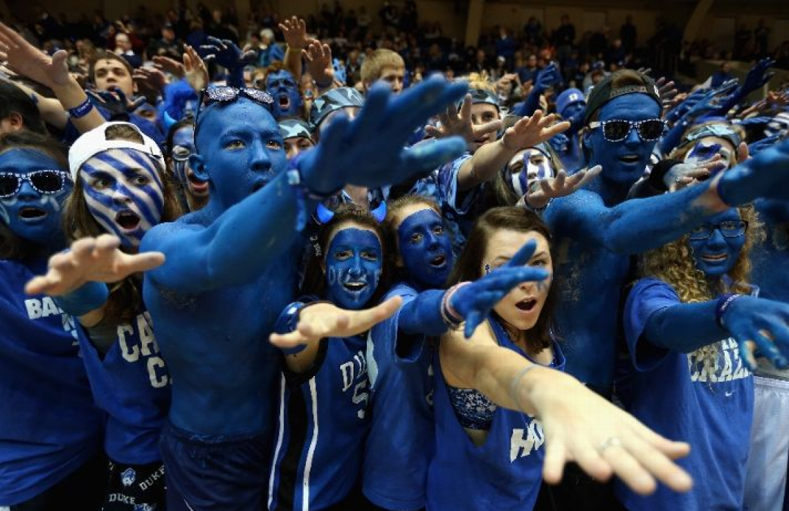 Duke Blue Devils Fan Club