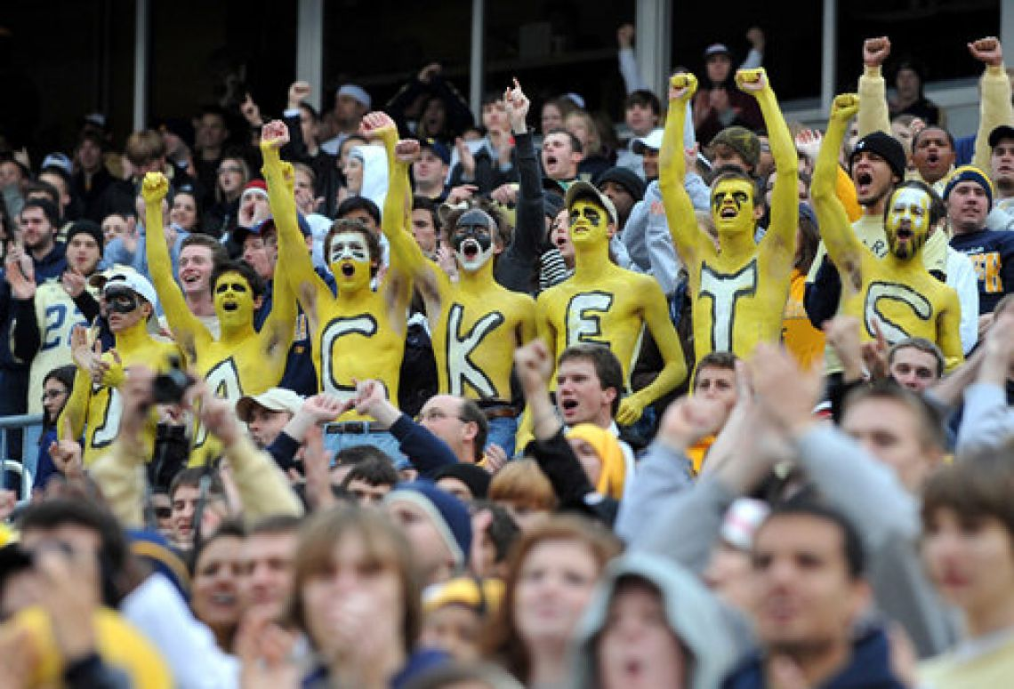 Georgia Tech Yellow Jackets Fan Club