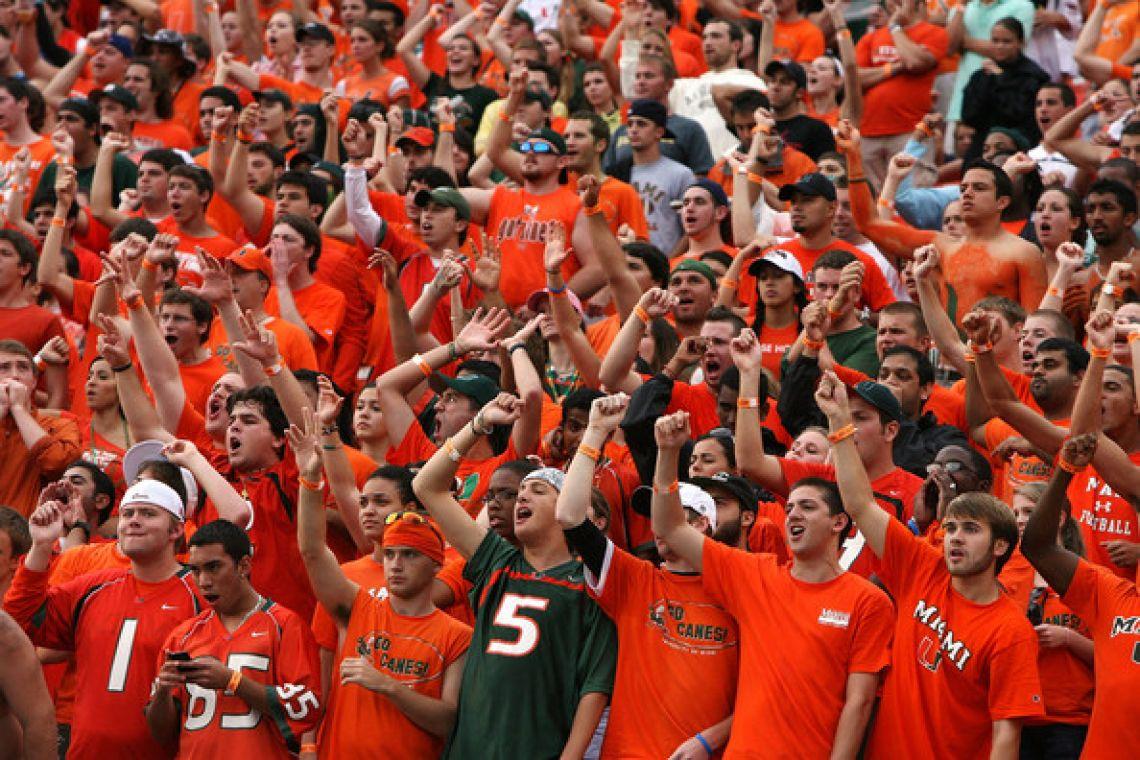 Miami Hurricanes Fan Club