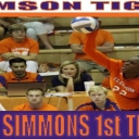 1st Team All-ACC Mo Simmons