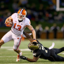 Clemson Tigers beat Wake Forest 34-20
