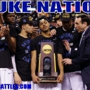 Duke 68 - Wisconsin 63 | Blue Devils National Champions