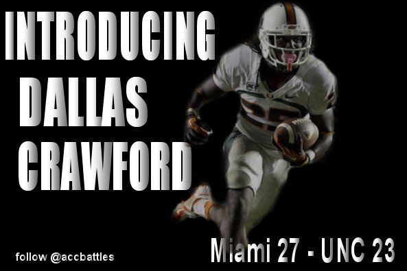 Introducing Dallas Crawford
