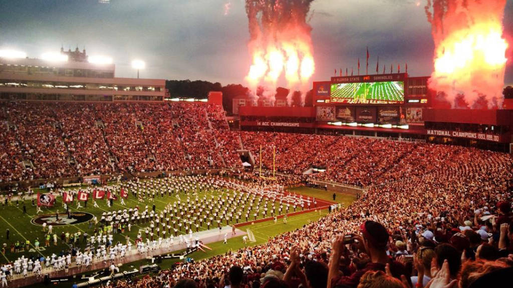 Florida state football game times announced for first three florida state football game times announced for first three weeks voltagebd Choice Image