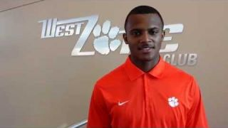 Monday Football Interview with Deshaun Watson // 11-10-14