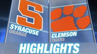 Syracuse vs Clemson | 2014 ACC Football Highlights