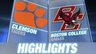 Clemson vs Boston College | 2014 ACC Football Highlights