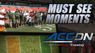 Miami Remembers Canes Great Sean Taylor | ACC Must See Moment