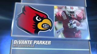 Best of Louisville's DeVante Parker vs NC State
