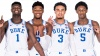 Zion Sweeps ACC's Top Honors, Four Named All-ACC