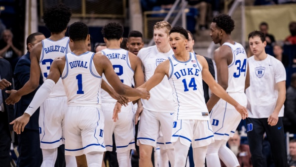 No. 7 Duke Returns Home to Host Wake Forest