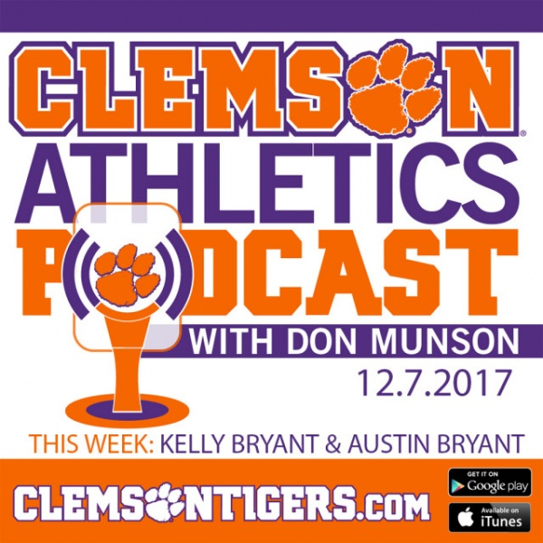 Clemson Athletics Podcast 12.7.2017