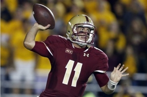 BC Beats Wake 24-10 In ACC Opener