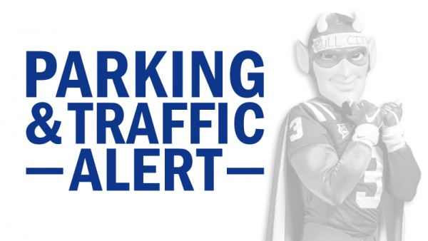 Parking & Traffic Alert: Friday, October 19th