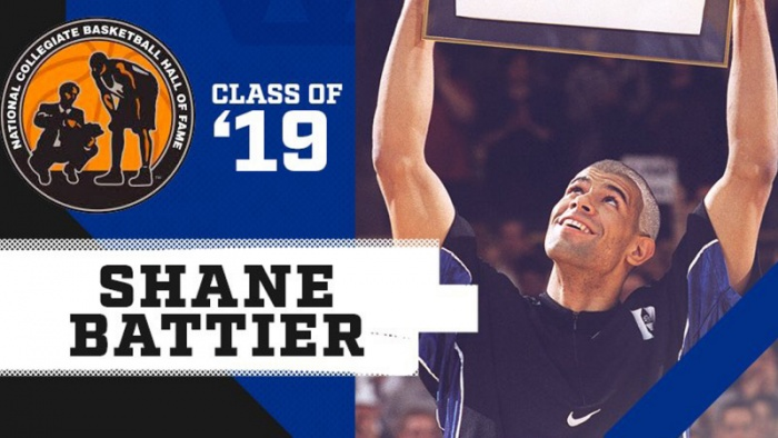 Shane Battier Named to College Basketball Hall of Fame