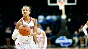 Lexie Brown, a highly touted freshman guard out of Georgia, will be a big factor in Maryland future and may become a key component to this year's squad as the season progresses.