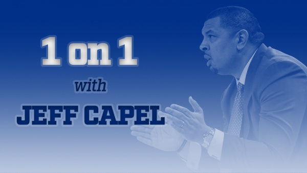 1 on 1 with Jeff Capel: Kennard Stepping Up