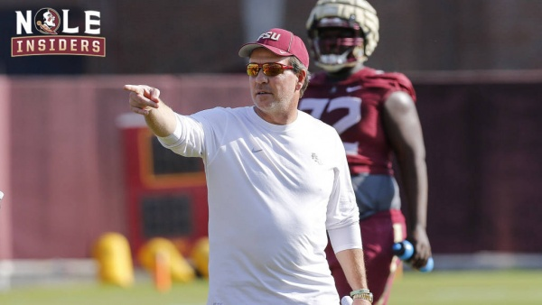 Fisher Sees Positive Signs, Room To Grow In 'Typical' Scrimmage