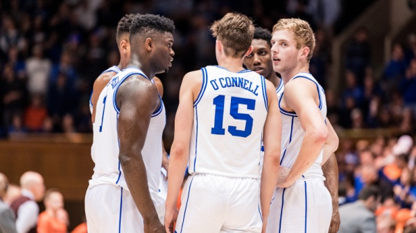 No. 1 Duke Falls to Syracuse 95-91 in OT