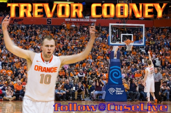 Trevor Cooney scores 21 to lead the Orange past Villanova
