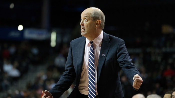 Sam Ferry hired to Pitt Basketball coaching staff