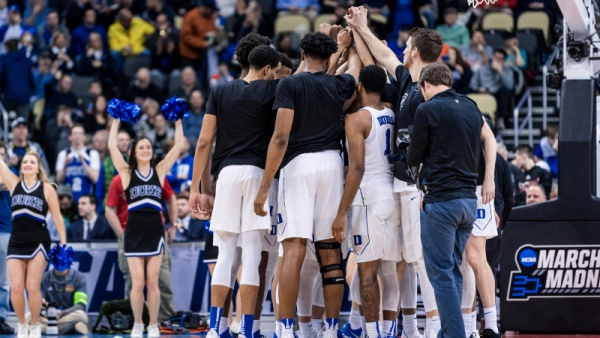 Duke Faces Rhode Island in Second Round Saturday