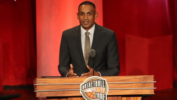 Hill, Driesell Inducted to Naismith Hall of Fame