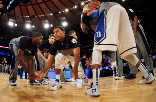Blue Devils Tak Over Madison Square Garden