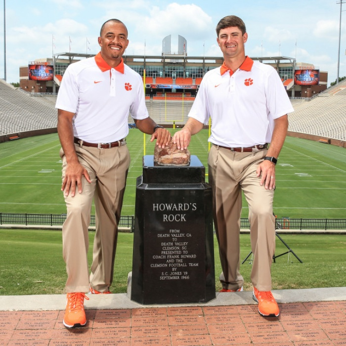 Bond of Clemson Brothers