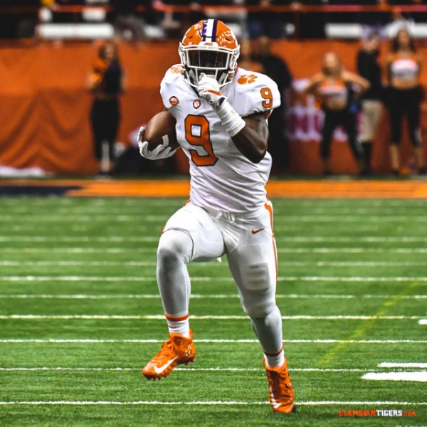 No. 2 Tigers Fall at Syracuse 27-24