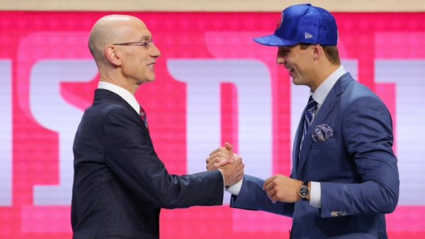 Social Reaction: Four Blue Devils Selected in NBA Draft