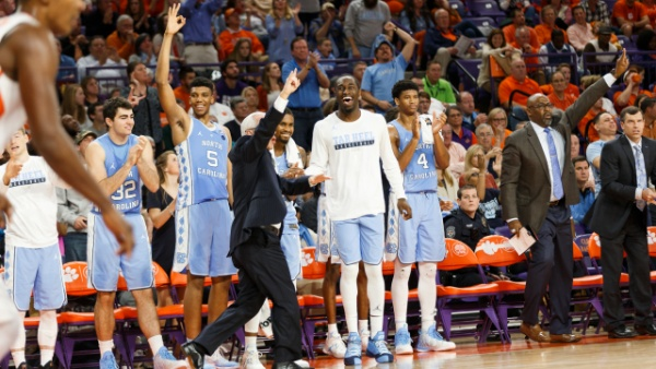 UNC-Clemson Postgame Notes