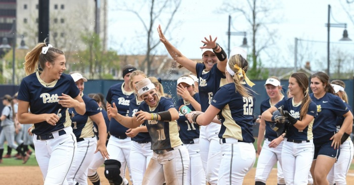 Pitt softball defeats North Carolina; Will face Florida State for ACC Championship