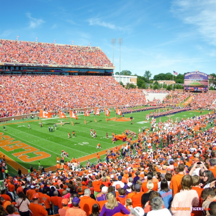 Football Tickets Continue at Record Pace