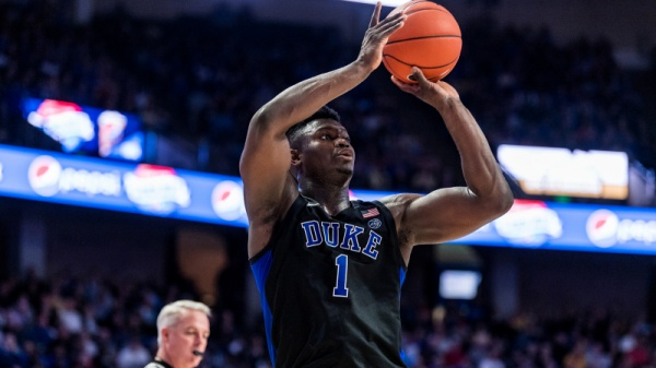 Williamson, No. 1 Duke Rout Wake Forest 87-65