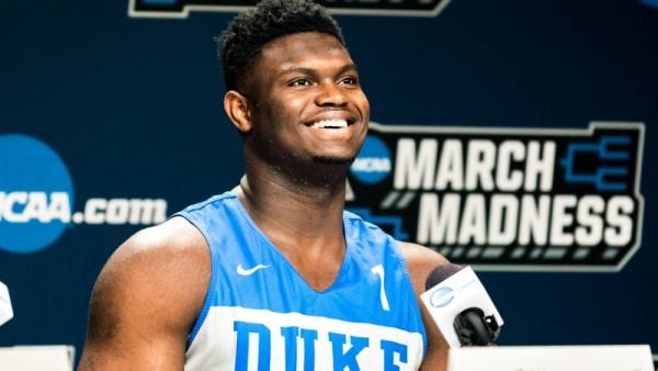 Duke Holds Open Practice, Media Day in Columbia
