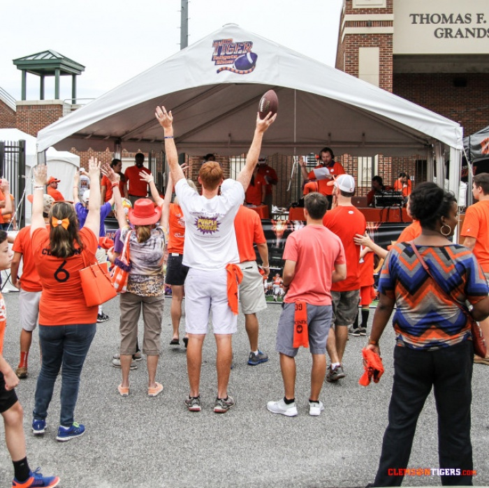 Exciting Tiger Tailgate Show Planned