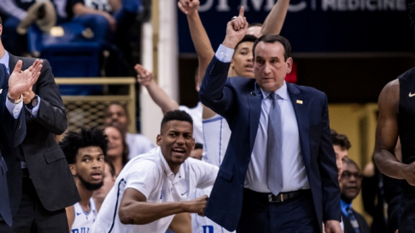 All in with Coach K: The Importance of Depth