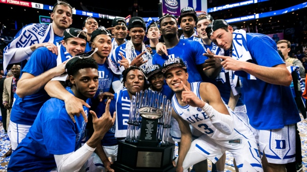 Duke Beats FSU for Program's 21st ACC Title