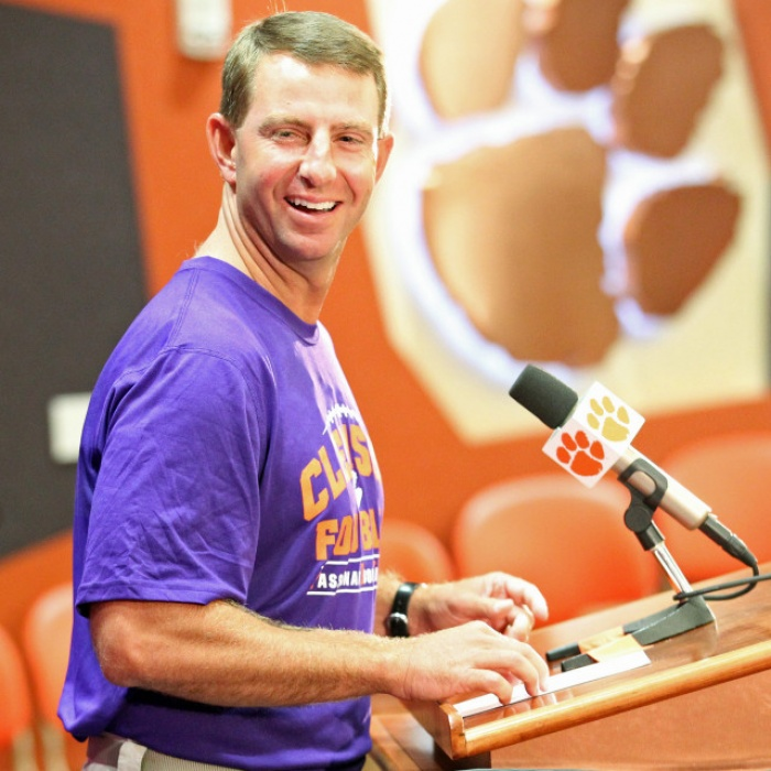 Dabo Swinney Weekly Press Conference