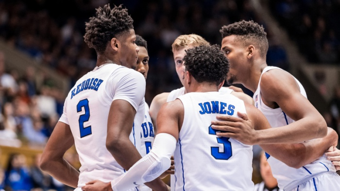 No. 3 Duke Hosts Indiana for ACC/Big Ten Challenge