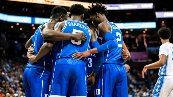 Stage is Set for No. 5 Duke, No. 12 FSU in ACC Title Game