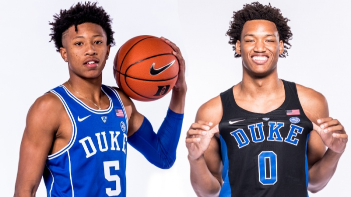 Duke Inks Two in Early Signing Period
