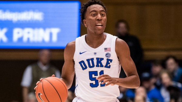 Mike Buckmire Earns Duke Basketball Scholarship