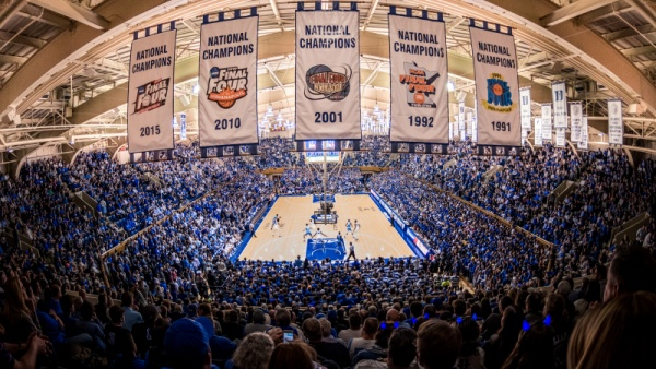 Duke Vaults to No. 1 for Record 135th Week