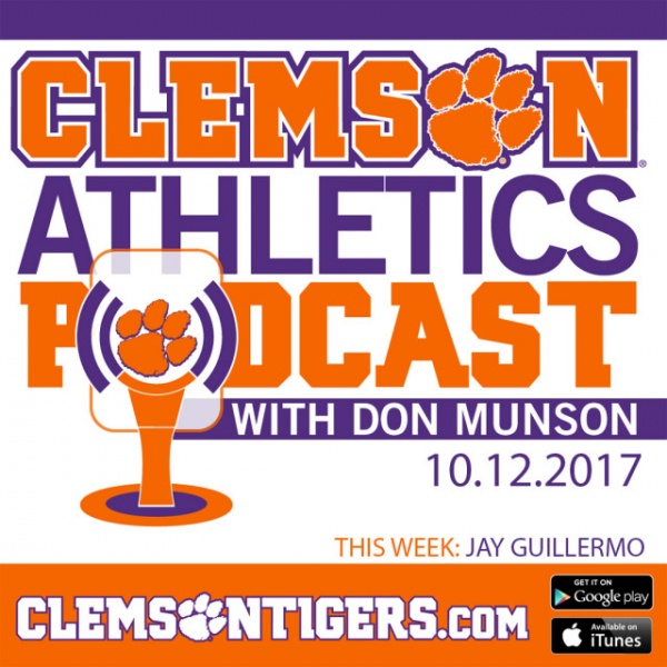 Clemson Athletics Podcast 10.12.2017