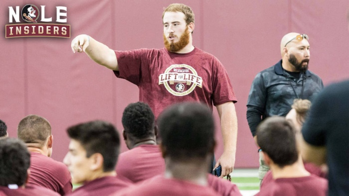 Eberle, Noles Ready To Take Lift For Life To Next Level