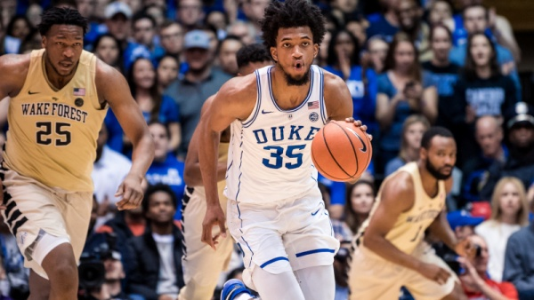 No. 7 Duke beats Wake Forest 89-71