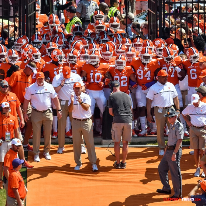 GAMEDAY GUIDE: SC State at Clemson