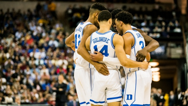 Duke Battles UCF Sunday for Berth in Sweet 16